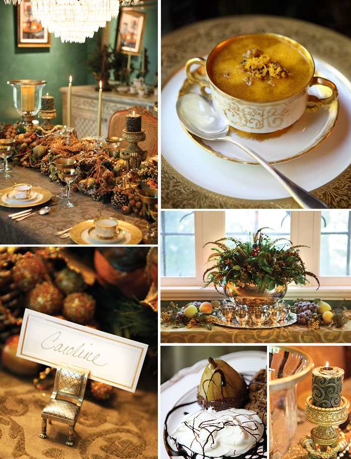 remarkable michigan exposures office thanksgiving decorations | PartyTipz: entertaining with style and ease