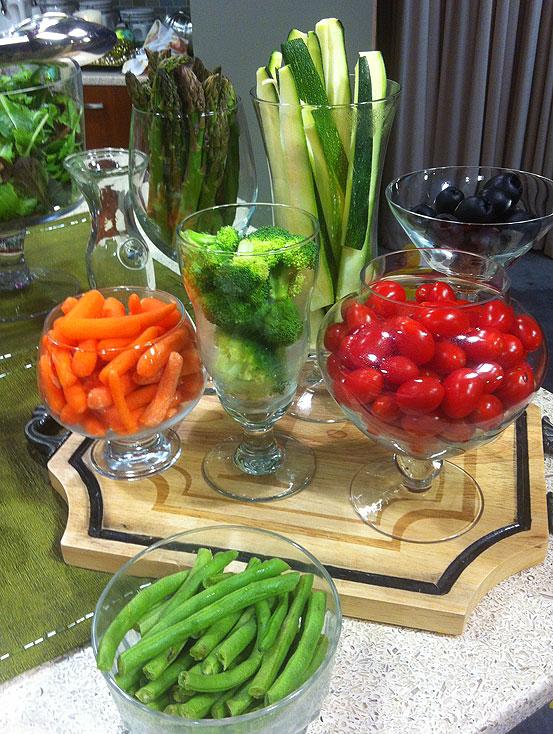 Vegetablesinglasses