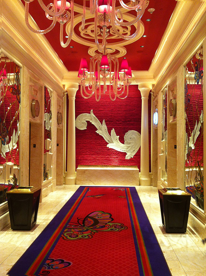 Las Vegas Interior Designer 1 Oak Nightclub The Mirage Hotel Casino Las Vegas Interior 24